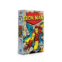 Quebra Cabeça Marvel Comics Homem de Ferro 500 Peças - Toyster -