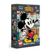 Quebra - Cabeça Nano 500 peças - Mickey Mouse - Toyster - Toyster Brinquedos