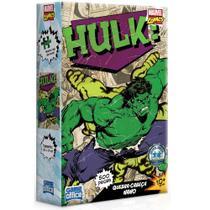Quebra Cabeça Nano Marvel Comics Hulk 500 Peças - Toyster -