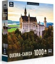 Quebra Cabeça Neuschwanstein 1000  peças - Toyster -