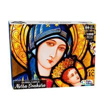 Quebra-Cabeça Nossa Senhora 1000 peças - Pais&Filhos - Pais E Filhos