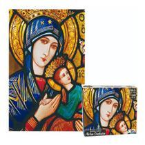 Quebra Cabeça Nossa Senhora 1000 Peças - Pais & Filhos -