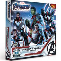 Quebra Cabeça - Os Vingadores Ultimato - Marvel - 500 Peças - Game Office - Toyster -