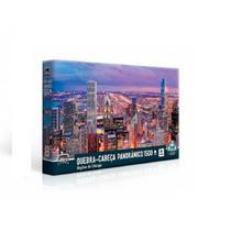 Quebra Cabeça Panorâmico 1500 pçs Chicago - Toyster -
