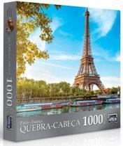 Quebra Cabeça Paris 1000 peças - Toyster -