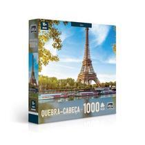 Quebra-Cabeça Paris 1000 Peças Toyster -