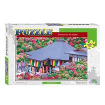 Quebra-Cabeça - Primavera no Japão - 260 peças - NIG - Nig brinquedos