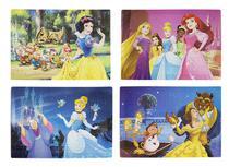 Quebra Cabeça Princesas 63 pçs - Etilux