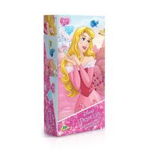 Quebra-Cabeça Princesas Metalizado Aurora 200 Peças - Toyster -