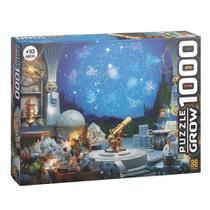 Quebra-Cabeça Puzzle 1000 Peças Constelações 03743 Grow -