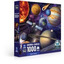 Quebra-Cabeça Puzzle 1000 Peças Viagem Cósmica - Toyster -