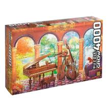 Quebra Cabeça Puzzle 4000 Peças As Quatro Estações 03612 - Grow -