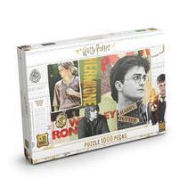 Quebra Cabeça Puzzle Harry Potter 1000 Peças Grow -