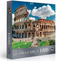 Quebra-cabeça Roma 1000 Peças - Toyster -