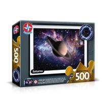 Quebra-Cabeca Saturno 500 pecas - Estrela -