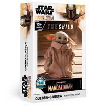Quebra Cabeça The Mandalorian The Child 2682 - Toyster -
