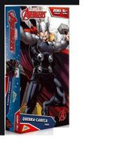 Quebra-Cabeça Thor - Avengers - 200 peças - Pronta Entrega - Jak