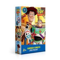 Quebra Cabeça Toy Story 4 200 Peças - Toyster -