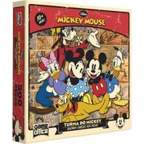 Quebra-Cabeça - Turma do Mickey Mouse - 500 Peças - Toyster - Disney -