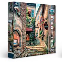 Quebra-Cabeça - Vielas Francesas - Escadarias - Toyster -