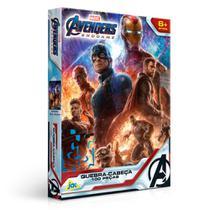 Quebra Cabeça Vingadores Ultimato Marvel 100 Peças - Toyster