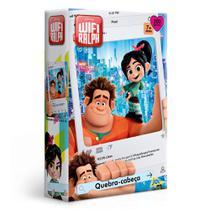 Quebra-Cabeça - Wifi Ralph - Disney - 200 Peças - Toyster -
