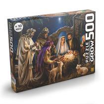 Quebra-cabeças 500 Peças Noite De Luz 2894 - Grow -