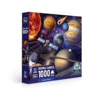 Quebra-Cabeças de 1000 Peças - Viagem Cósmica - Toyster - Toyster Brinquedos