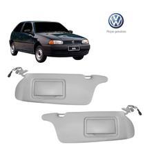 Quebra Sol Gol G2 1995 Iluminação  VW Par - Nwt
