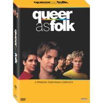Queer as Folk: A PrimeiraTemporada Completa - DVD - Mixx