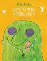 Quem tem medo de monstro? - Salamandra -