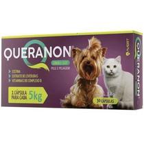 Queranon small size avert para cães e gatos de até 5kg -