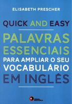 Quick and easy - Disal editora