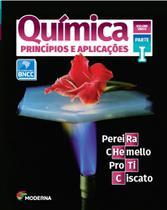 Quimica principios e aplicacoes - Moderna -