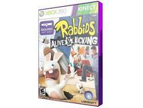 Rabbids Alive & Kicking para Xbox 360 Kinect - Ubisoft