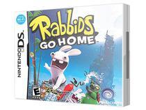 Rabbids Go Home para Nintendo DS  - Ubisoft
