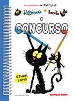 Rabisco e borrao - o concurso - Brinque book