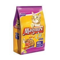 Ração Adimax Pet Magnus Cat Mix com Nuggets para Gatos -