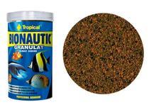 Ração Bionautic Granulat 55g Tropical Ração Para Marinho -