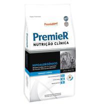 Ração Cães Premier Nutrição Clinica Hipoalergênico 2kg - Premierpet -