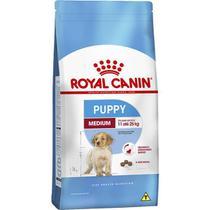 Ração Cão Medium Puppy Para Cães Filhotes - Royal Canin -