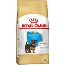 Ração Cão YorkShire Terrier Puppy Para Cães Filhotes da Raça Yorkshire Terrier - Royal Canin -