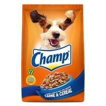 Ração Champ Adulto Carne e Cereais -