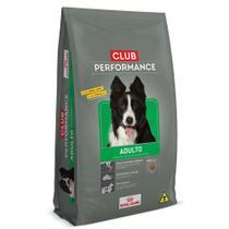 Ração Club Performance adulto 15kg - Royal Canin