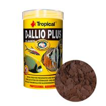 Ração Com Alho Para Peixes Tropical D-Allio Plus Flakes 20g -