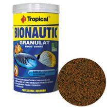 Ração em Grãos Para Peixes Marinhos Bionautic Granulat 55g - Tropical