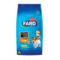 Ração Faro Cães de Raças Pequenas Sabor Frango e Legumes 2kg - 2kg -