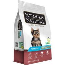 Ração Fórmula Natural para Cães Filhotes Raças Minis e Pequenas 7kg - Fórmula Natural Adimax