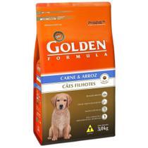 Ração golden filhote carne e arroz 15 kg -