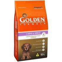 Ração Golden Formula Filhote Carne E Arroz Mini Bits 10kg - Premier -